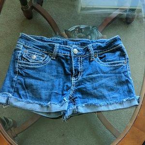 Miss Chic Cutoff Shorts Size L